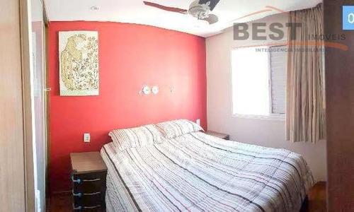 apartamento residencial à venda, lapa, são paulo. - ap4581