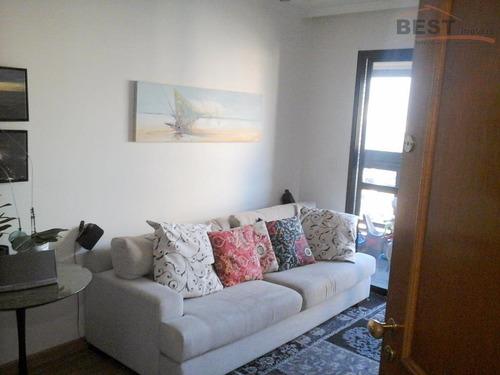 apartamento residencial à venda, lapa, são paulo. - ap4717