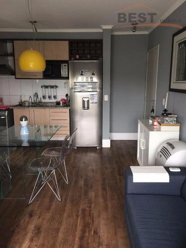 apartamento residencial à venda, lapa, são paulo. - ap4758