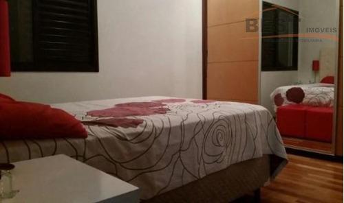 apartamento residencial à venda, lapa, são paulo. - ap4816