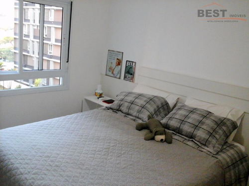 apartamento residencial à venda, lapa, são paulo. - ap4849