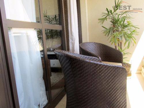 apartamento residencial à venda, lapa, são paulo. - ap4904
