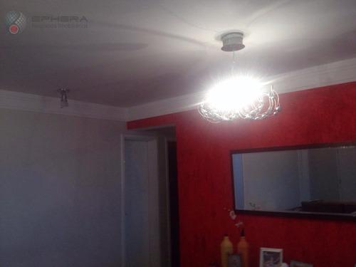 apartamento  residencial à venda, lauzane paulista, são paulo. - ap0096