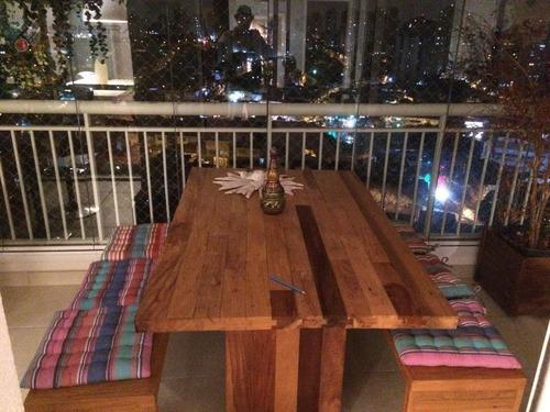 apartamento  residencial à venda, lauzane paulista, são paulo. - ap0111