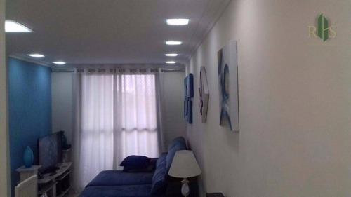 apartamento residencial à venda, lauzane paulista, são paulo. - ap0186