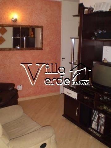 apartamento residencial à venda, lauzane paulista, são paulo - ap0507. - ap0507