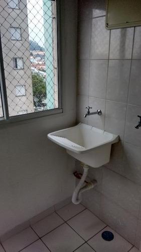 apartamento residencial à venda, lauzane paulista, são paulo - ap0783. - ap0783