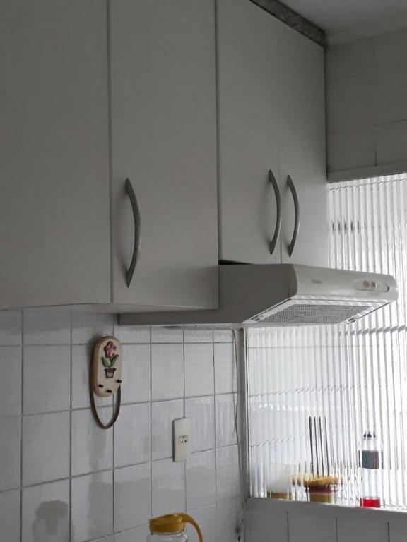 apartamento residencial à venda, lauzane paulista, são paulo. - ap1656