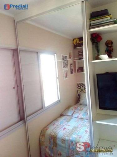 apartamento residencial à venda, lauzane paulista, são paulo. - ap2267