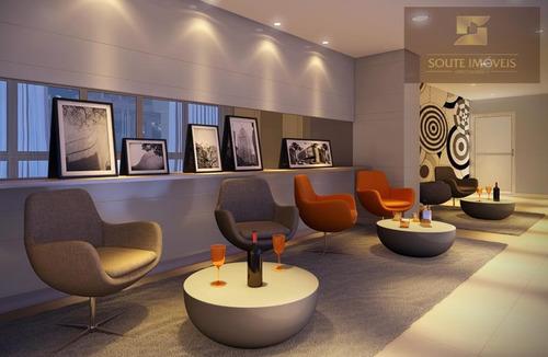 apartamento residencial à venda, liberdade, são paulo - ap2301. - ap2301