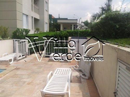 apartamento residencial à venda, limão, são paulo - ap0592. - ap0592