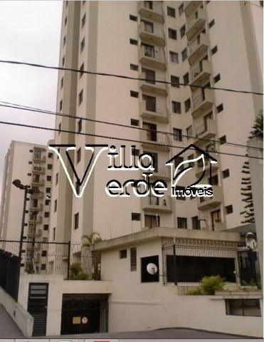 apartamento residencial à venda, limão, são paulo - ap0740. - ap0740