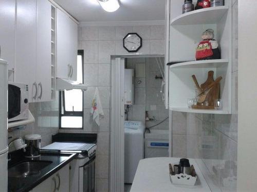 apartamento residencial à venda, limão, são paulo - ap0760. - ap0760