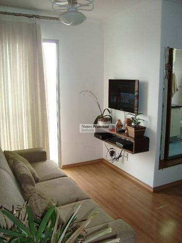 apartamento residencial à venda, limão, são paulo. - ap5843