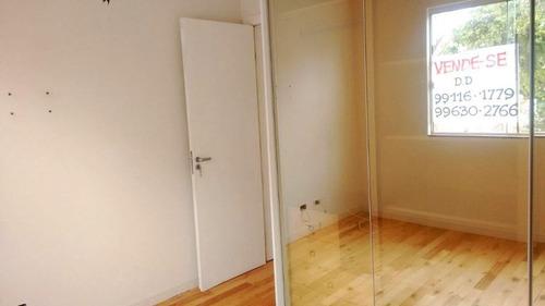 apartamento residencial à venda, lindóia, curitiba. - ap0098