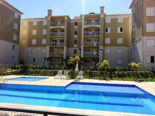 apartamento  residencial à venda, loteamento center santa genebra, campinas. - ap0199