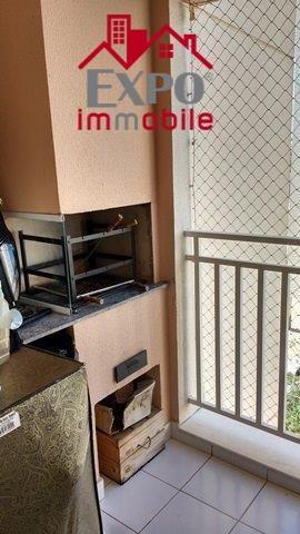 apartamento  residencial à venda, loteamento chácara prado, campinas. - ap0205