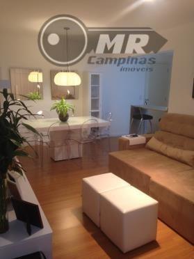apartamento residencial à venda, loteamento chácara prado, campinas. - ap0625