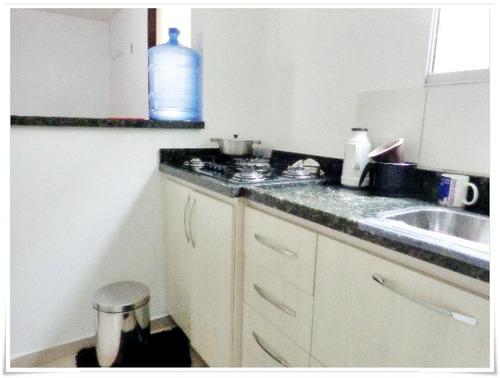 apartamento residencial à venda, loteamento industrial machadinho, americana - ap0039. - ap0039