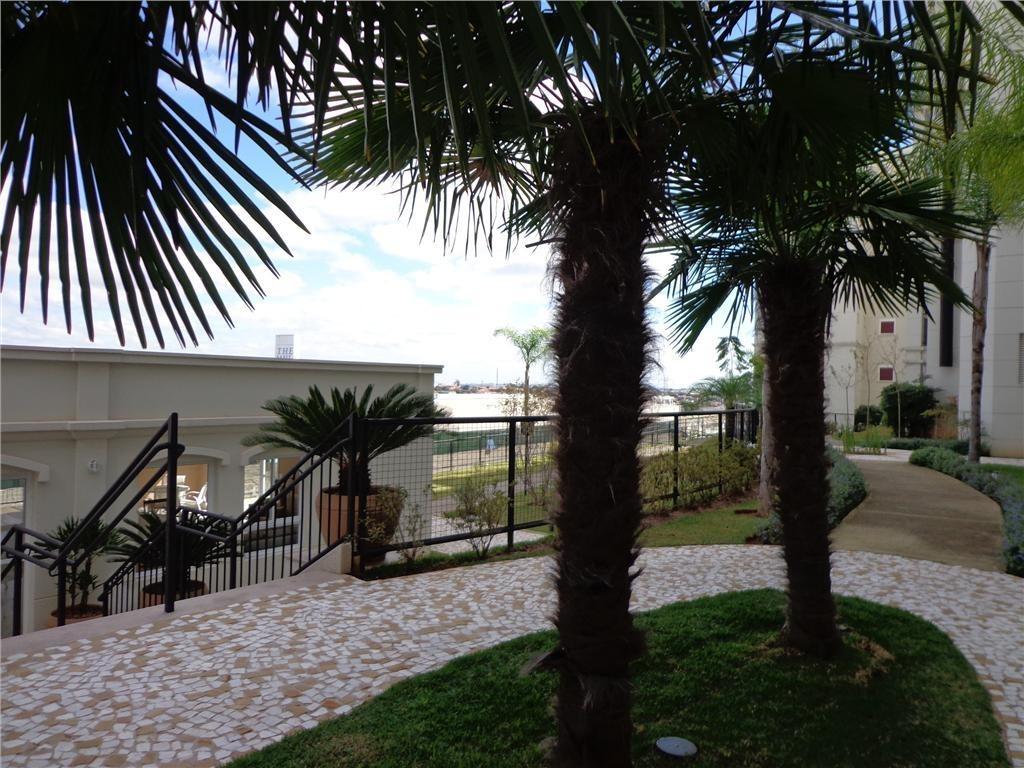 apartamento residencial à venda, loteamento residencial vila bella, campinas. - ap1457