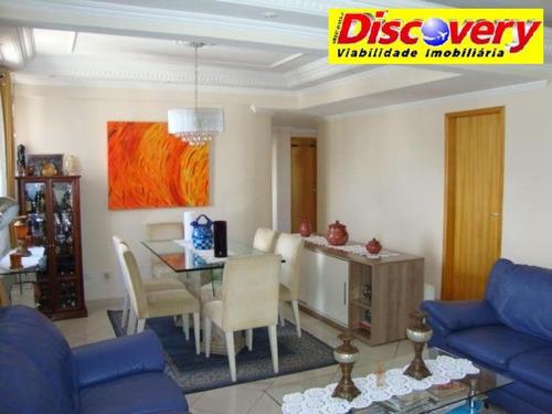apartamento residencial à venda, macedo, guarulhos. - ap0199
