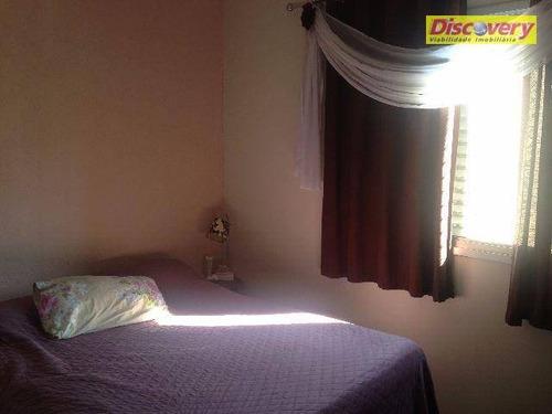 apartamento residencial à venda, macedo, guarulhos - ap0348