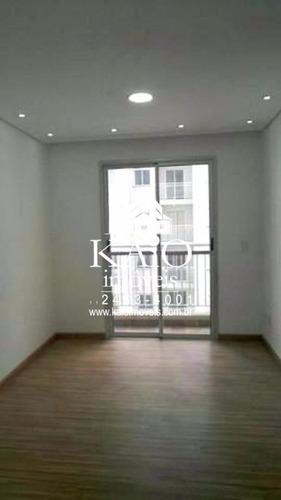 apartamento residencial à venda, macedo, guarulhos. - ap0833