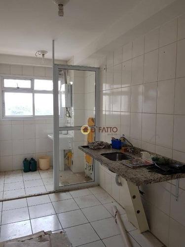 apartamento residencial à venda, macedo, guarulhos. - ap1952