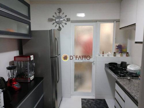 apartamento residencial à venda, macedo, guarulhos. - ap2001