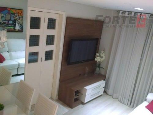 apartamento residencial à venda, macedo, guarulhos - ap2190.