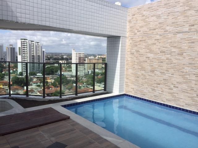 apartamento residencial à venda, madalena, recife. - ap1677