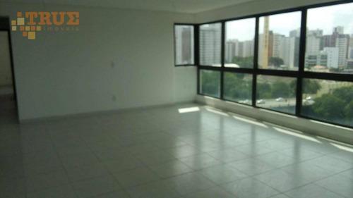 apartamento residencial à venda, madalena, recife. - ap2130