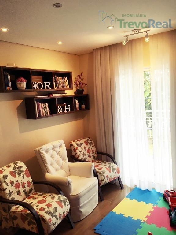 apartamento residencial à venda, mais campos salles , valinhos. - ap0708