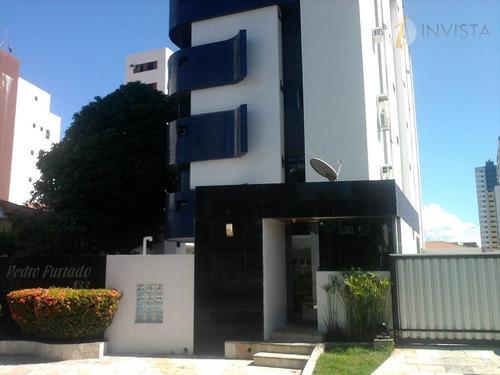 apartamento residencial à venda, manaíra, joão pessoa - ap2120. - ap2120