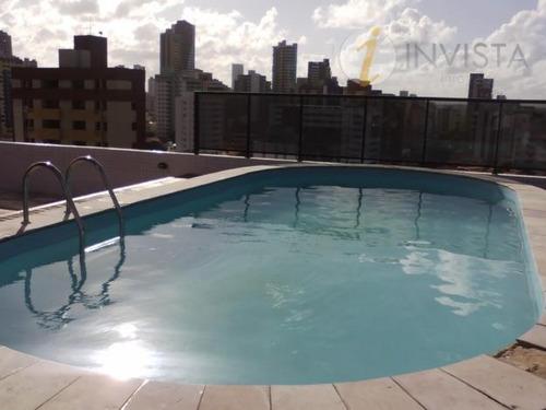 apartamento residencial à venda, manaíra, joão pessoa - ap2245. - ap2245