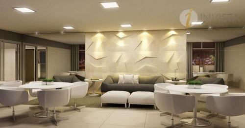 apartamento  residencial à venda, manaíra, joão pessoa. - ap3853