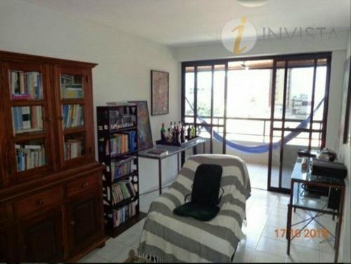 apartamento residencial à venda, manaíra, joão pessoa. - ap4238