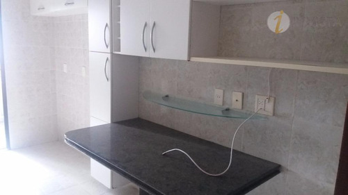 apartamento  residencial à venda, manaíra, joão pessoa. - ap4364