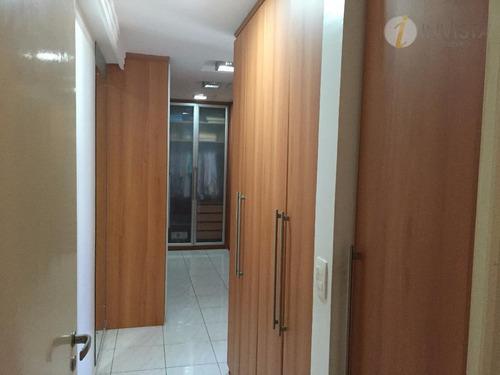 apartamento residencial à venda, manaíra, joão pessoa. - ap4510