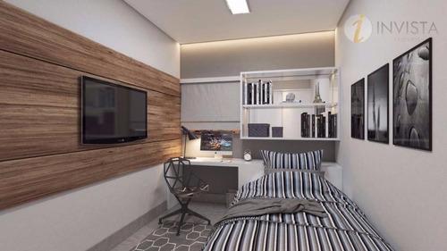 apartamento residencial à venda, manaíra, joão pessoa - ap4817. - ap4817