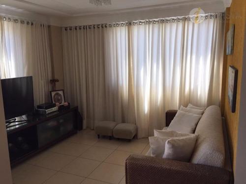 apartamento residencial à venda, manaíra, joão pessoa. - ap5164