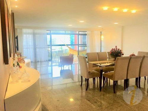 apartamento residencial à venda, manaíra, joão pessoa. - ap5991