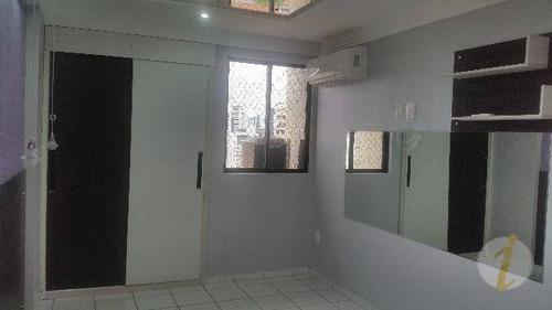 apartamento residencial à venda, manaíra, joão pessoa. - ap6144