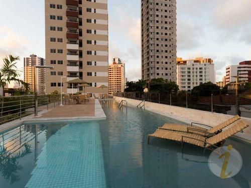 apartamento residencial à venda, manaíra, joão pessoa. - ap6250