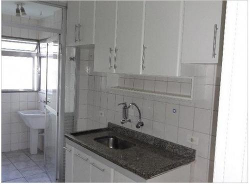 apartamento residencial à venda, mandaqui, são paulo - ap0398. - ap0398