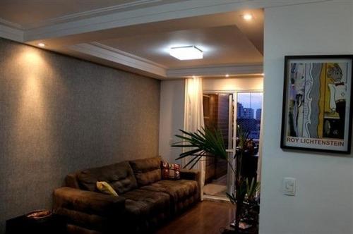 apartamento residencial à venda, mandaqui, são paulo - ap0403. - ap0403