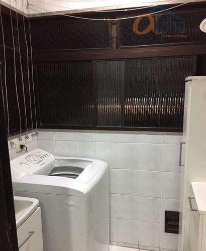 apartamento residencial à venda, mandaqui, são paulo. - ap0736