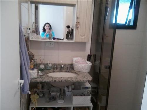 apartamento residencial à venda, mandaqui, são paulo - ap0820. - ap0820