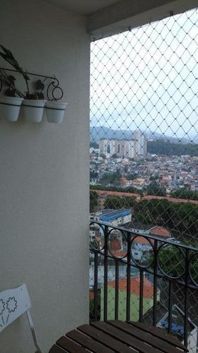 apartamento residencial à venda, mandaqui, são paulo - ap0850. - ap0850