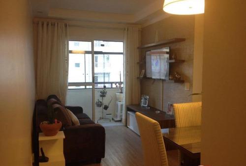 apartamento residencial à venda, mandaqui, são paulo - ap0891. - ap0891